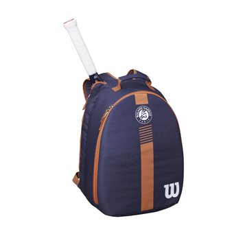 Produkt Wilson Roland Garros Youth Backpack Navy/Clay 2020