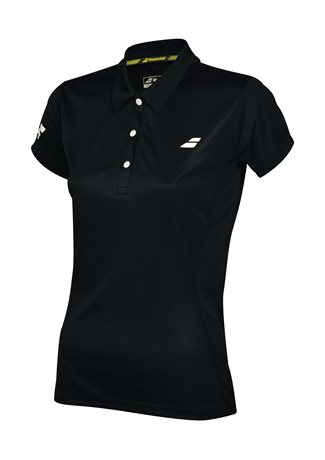 Babolat Polo Women Core Club Black