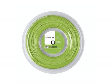 Luxilon Savage 200m 1,27 Reel Green