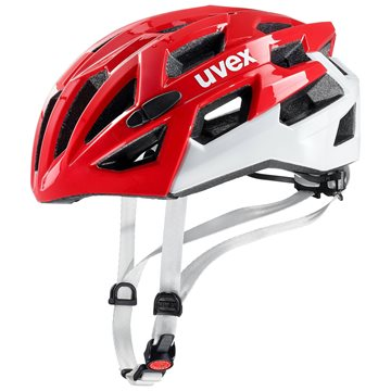 Produkt UVEX HELMA RACE 7, RED WHITE 18/19