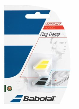 Produkt Babolat Flag Damp X2 Black&Yellow