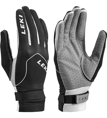 Leki Nordic Slope black-white-graphite 643917301 19/20