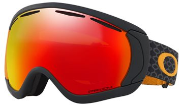 Produkt OAKLEY Canopy Aksel Lund Svindal Skygger Black Orange w/PRIZM Snow Torch Iridium 17/18