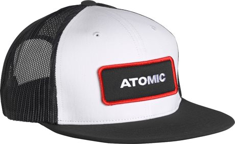 Atomic Alps Trucker Cap White