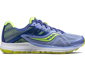 Produkt Saucony Ride 10 Purple/Blue/Citron