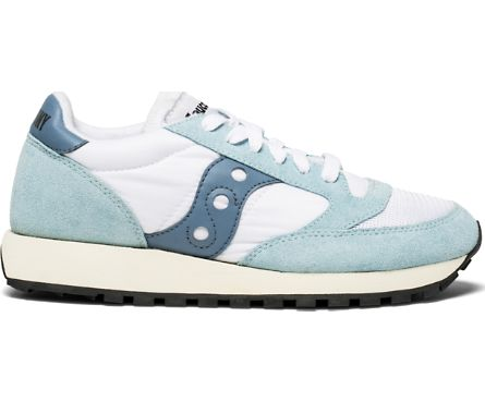 Saucony Jazz Original Vintage White/Blue