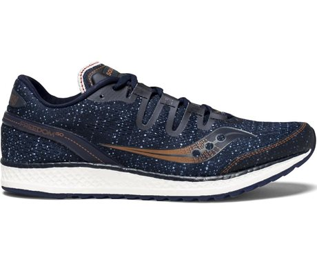 Saucony Freedom ISO Navy/Denim/Copper