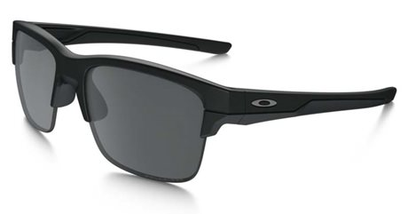 OAKLEY Thinlink MatteBlack w/Black Ird Polar