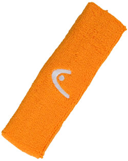 HEAD Headband Orange
