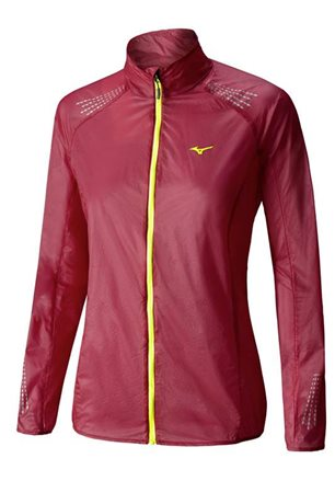 Mizuno Lightweight 7D Jacket Red J2GC620264