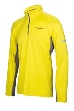 Produkt Babolat 1/2 Zip Boy Core Yellow 2017