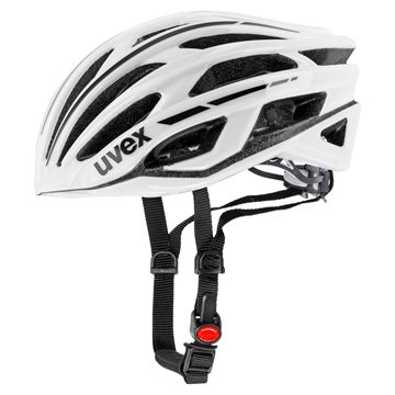 Produkt UVEX HELMA RACE 5 CLASSIC, WHITE 2019