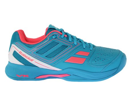 Babolat Pulsion BPM Junior Girl Clay Blue