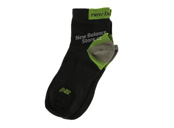 Produkt New Balance Running Light Socks Black/Green