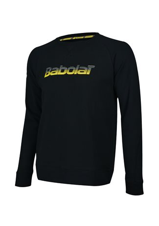 Babolat Sweatshirt Boy Core Black