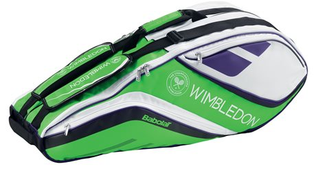 Babolat Team Racket Holder X6 Wimbledon 2016