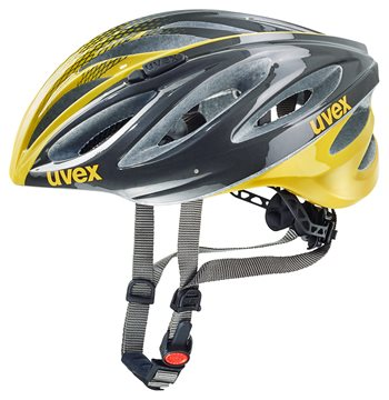 Produkt UVEX BOSS RACE, ANTHRACITE-YELLOW 2016