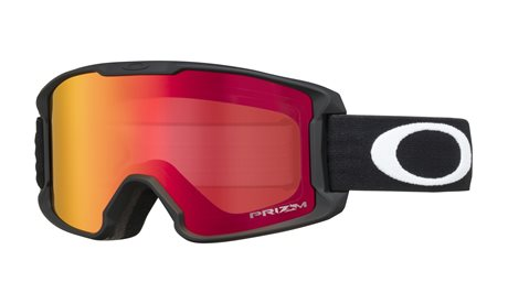 OAKLEY Line Miner Matte Black w/PRIZM Snow Torch Iridium 19/20