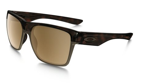 OAKLEY Two Face XL Polished Brwn Tort w/ Dark Bronze