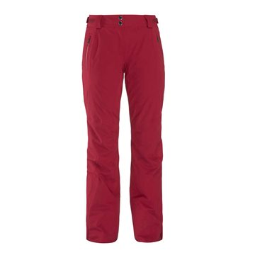 Produkt Head Aerial Pants Women Burgundy