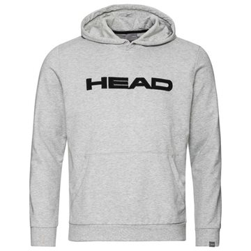 Produkt HEAD Club Byron Hoodie Junior Grey Melange/Black