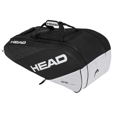 HEAD Elite Allcourt Black/White 2020