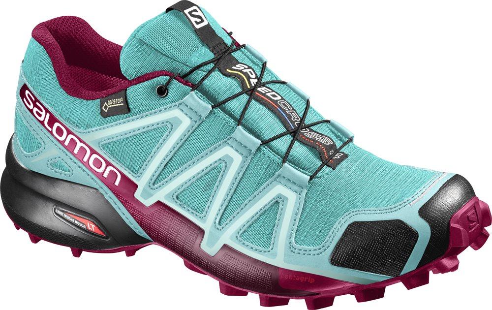 Trailová obuv - Dámská obuv Salomon  648108d829