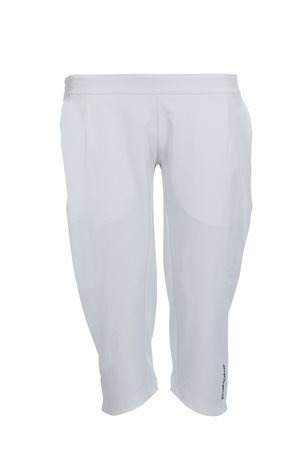 Babolat 3/4 Pant Women Match Performance White 2015
