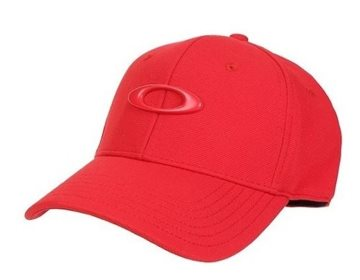 Produkt OAKLEY Tincan Cap Red/Black