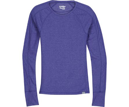SAUCONY BRISK LONG SLEEVE