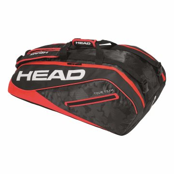Produkt HEAD Tour Team 9R Supercombi Black/Red 2018