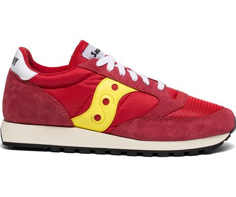 Saucony Jazz Original Vintage Red/Yellow