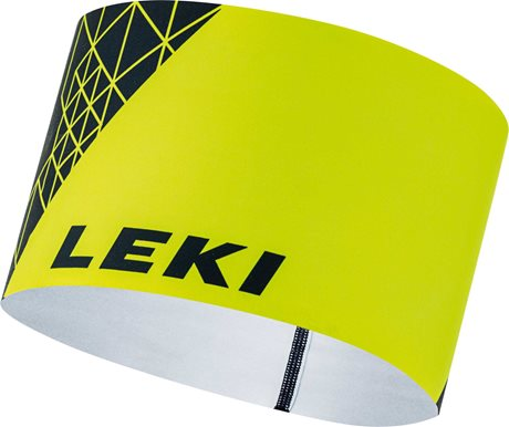Leki 4 Season Headband yellow