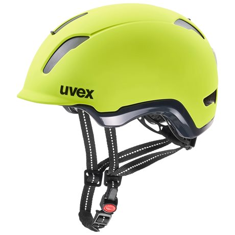 UVEX HELMA CITY 9, NEON YELLOW 2019
