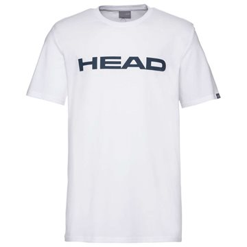 Produkt HEAD Ivan T-Shirt Junior White/Dark Blue