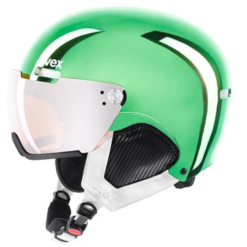 Produkt UVEX HLMT 500 VISOR CHROME LTD green S566212790 17/18