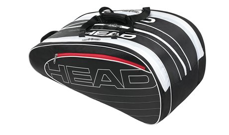 HEAD Elite Monstercombi Black X10