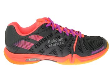 Produkt Babolat Shadow Team Lady Antr/Fluo Pink