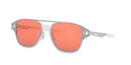 OAKLEY Coldfuse Polished Chrome w/PRIZM Peach