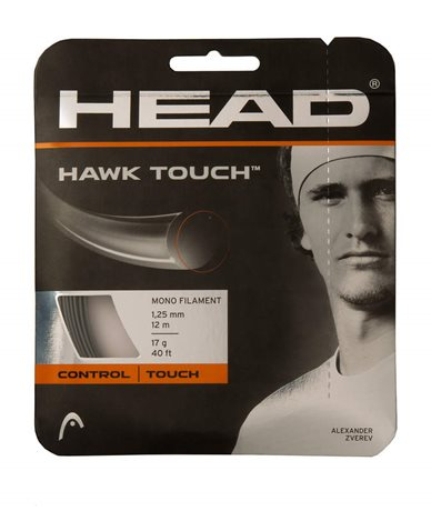 HEAD Hawk Touch 12m 1,30 Black