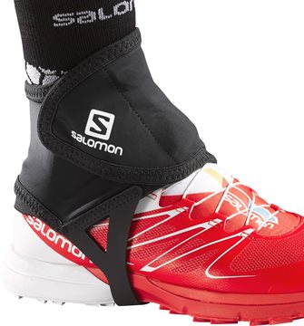 Produkt Salomon Trail Gaiters Low Black 329166