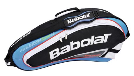 Babolat Team Line Racket Holder Blue X3