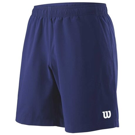 Wilson M Team 8 Short Blue Depths