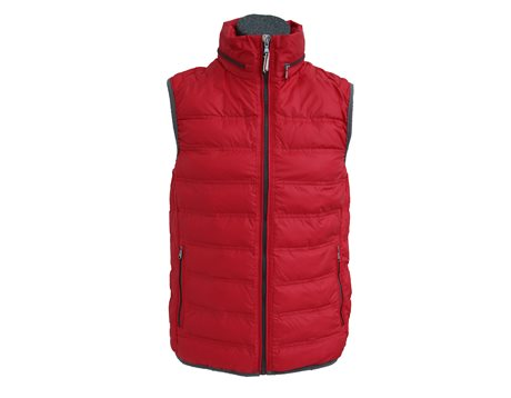 Dolomite Vest Badia MV Red