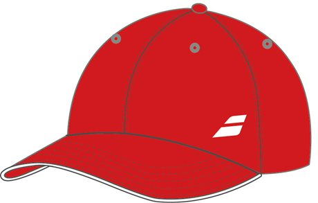 Babolat Cap Basic Red Junior