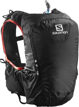 Produkt Salomon Skin Pro 15 Set Black/Bright Red 379962