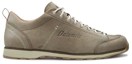 Dolomite Cinquantaquattro Low Leather Grey