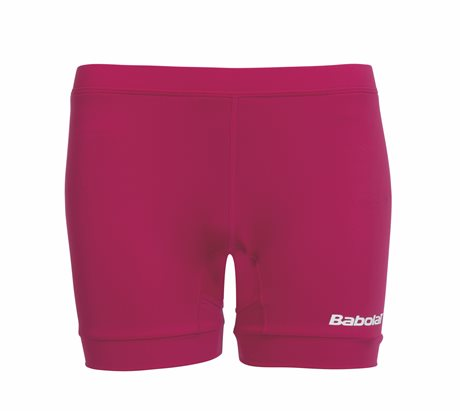 Babolat Shorty Girl Match Performance Cherry Red 2015