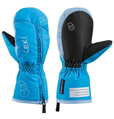 Leki Little Snow Mitt cyan-sky 643890403 20/21