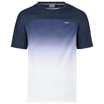 Produkt HEAD Performance T-Shirt Men Dark Blue/Infinity Blue